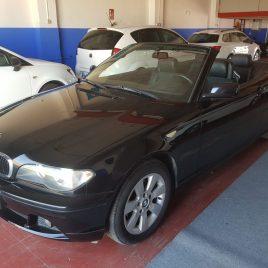 BMW 318ci, 150 CV, 175000 KM, AÑO 2005