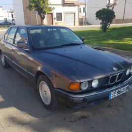 BMW 730i, 180 CV, 224000 KM, AÑO 1987