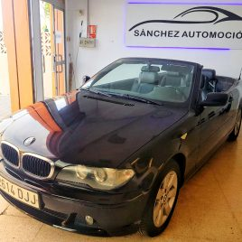 BMW 318ci, 150 CV, 178650 KM, AÑO 2005