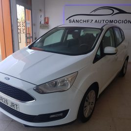FORD C-MAX 1.5 DCI TREND+, 95 CV, 34150 KM, AÑO 2016