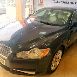 JAGUAR XF 2.7 D LUXURY, 207 CV, 181000 KM, AÑO 2009